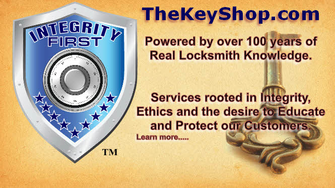 The Key Shop LLC - Integrity First