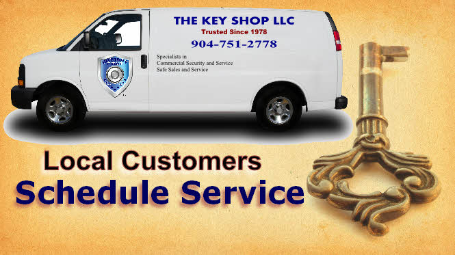 The Key Shop LLC - Click to schedule Service